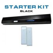 AUTOSLIDE DIY SLIDING DOOR KIT - black
