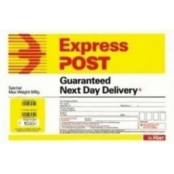 EXPRESS POST UPGRADE - AUSTRALIA WIDE